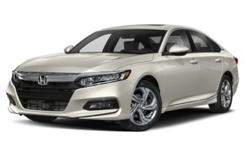 2020 Honda Accord - Platinum White Pearl