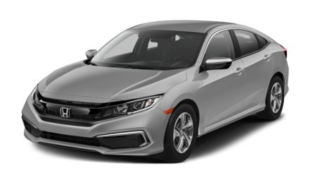 2019 Honda Civic DX