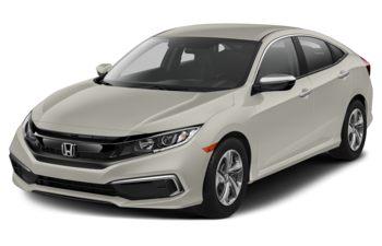 2019 Honda Civic - Platinum White Pearl