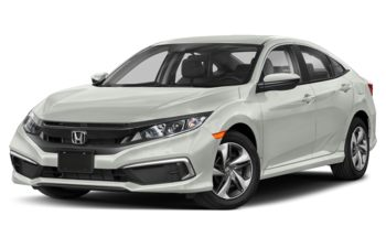 2019 Honda Civic - Platinum White Pearl