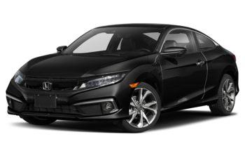 2020 Honda Civic - Crystal Black Pearl