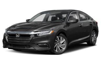 2019 Honda Insight - Crystal Black Pearl
