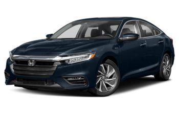 2020 Honda Insight - Cosmic Blue Metallic