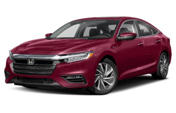 2020 Honda Insight - Crimson Red Pearl