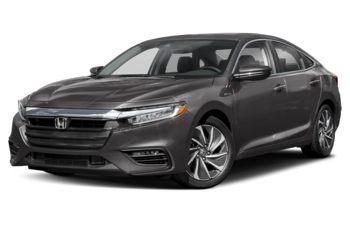 2020 Honda Insight - Modern Steel Metallic