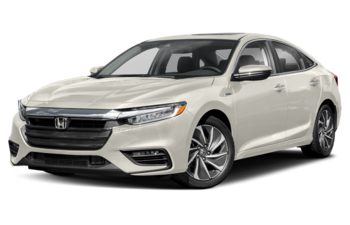 2020 Honda Insight - Platinum White Pearl
