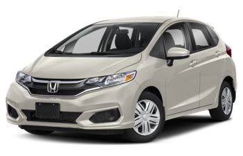 2019 Honda Fit - Platinum White Pearl