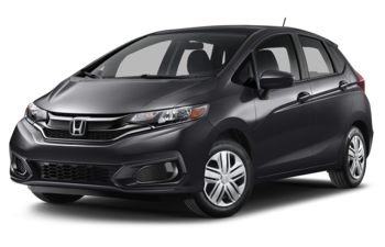 2019 Honda Fit - Modern Steel Metallic