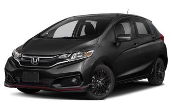 2020 Honda Fit - Crystal Black Pearl