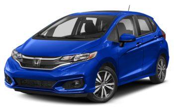 2020 Honda Fit - Aegean Blue Metallic