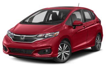 2020 Honda Fit - Milano Red