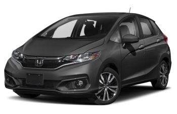 2019 Honda Fit - Modern Steel Metallic