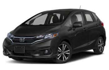 2019 Honda Fit - Crystal Black Pearl