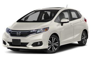 2019 Honda Fit - Platinum White Pearl