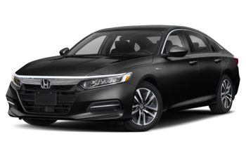 2019 Honda Accord Hybrid - Crystal Black Pearl