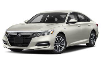 2019 Honda Accord Hybrid - White Orchid Pearl