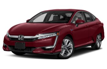 2019 Honda Clarity Plug-In Hybrid - Crimson Pearl