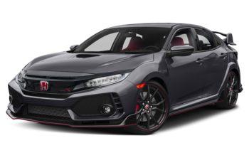 2019 Honda Civic Type R - Sonic Grey Pearl