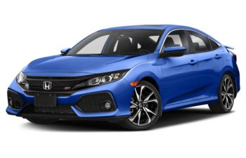 2019 Honda Civic Si - Aegean Blue Metallic