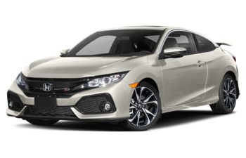 2019 Honda Civic Si - Platinum White Pearl