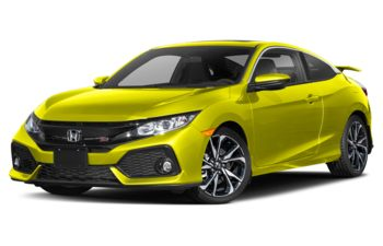 2019 Honda Civic Si - Tonic Yellow Pearl