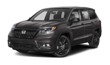 2020 Honda Passport Sport