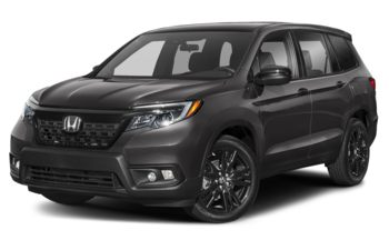 2020 Honda Passport - Modern Steel Metallic