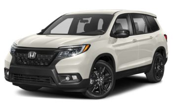 2020 Honda Passport - Platinum White Pearl
