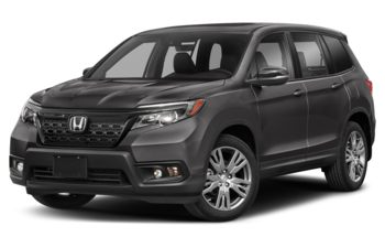 2019 Honda Passport - Modern Steel Metallic