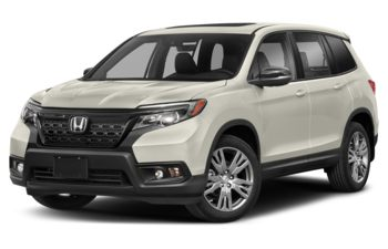 2019 Honda Passport - White Diamond Pearl
