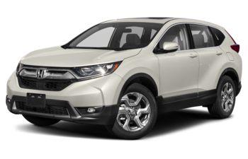 2019 Honda CR-V - Platinum White Pearl