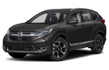 2019 Honda CR-V - Modern Steel Metallic