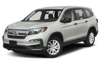 2019 Honda Pilot - White Diamond Pearl
