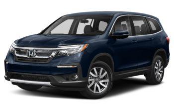2020 Honda Pilot - Obsidian Blue Pearl