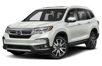 2021 Honda Pilot - Platinum White Pearl