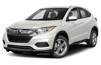 2019 Honda HR-V - Modern Steel Metallic