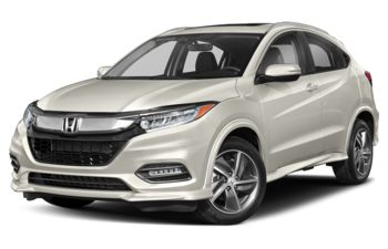 2019 Honda HR-V - Platinum White Pearl