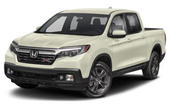 2019 Honda Ridgeline - White Diamond Pearl