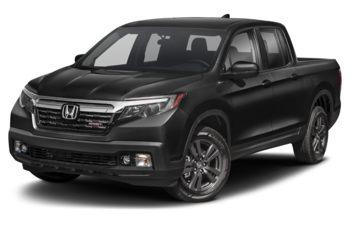 2019 Honda Ridgeline - Crystal Black Pearl