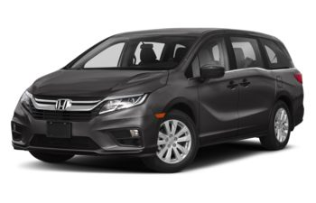 2021 Honda Odyssey - N/A