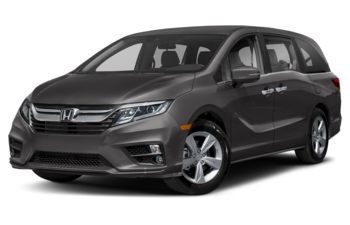 2019 Honda Odyssey - Modern Steel Metallic