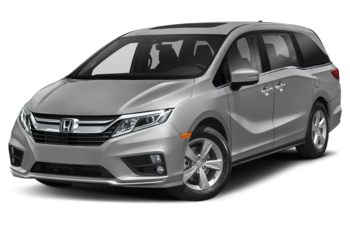 2019 Honda Odyssey - Lunar Silver Metallic