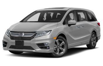 2020 Honda Odyssey - Lunar Silver Metallic