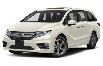 2019 Honda Odyssey - White Diamond Pearl