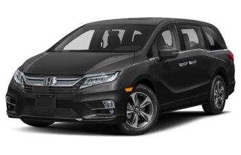 2019 Honda Odyssey - Crystal Black Pearl