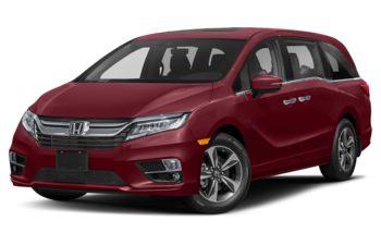2020 Honda Odyssey - Deep Scarlet Pearl