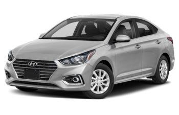 2019 Hyundai Accent - Silky Silver