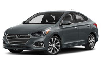 2019 Hyundai Accent - Urban Grey