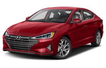 2019 Hyundai Elantra - Fiery Red