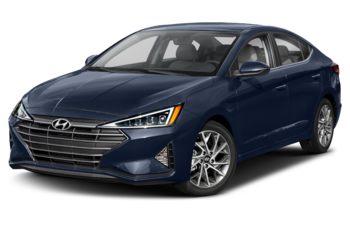 2019 Hyundai Elantra - Stargazing Blue
